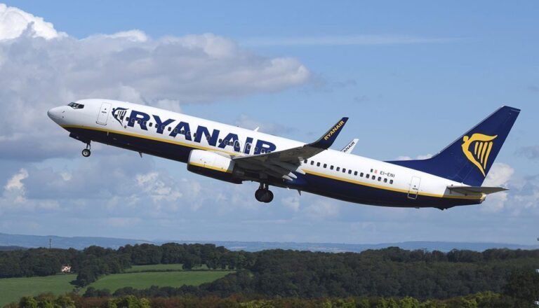 Closure of Ryanair bases in Denmark