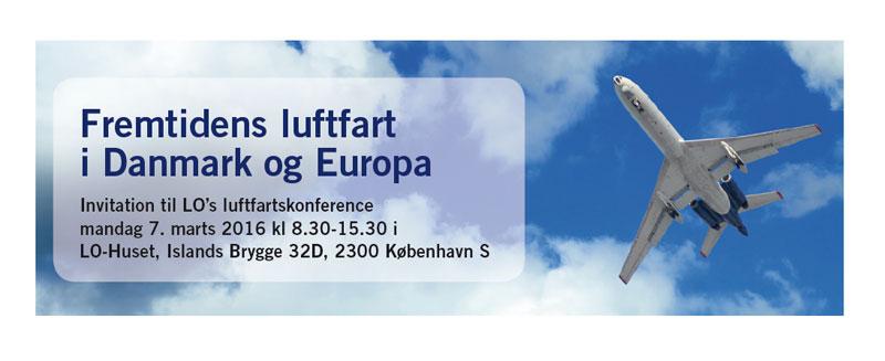 Luftfartskonference 2016