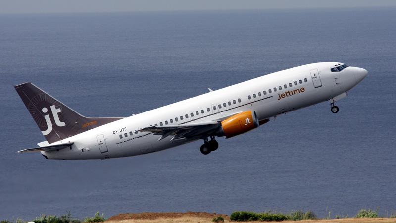 Jet Time går konkurs
