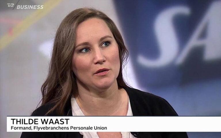 """Efter SAS-melding: """"Fair luftfart er vores allesammens ansvar"""" - flyvebranchen.dk"""