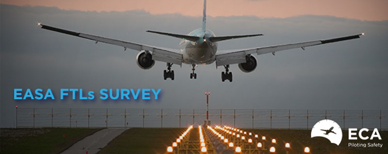 Deltag i undersøgelse af flyve- hviletidsregler