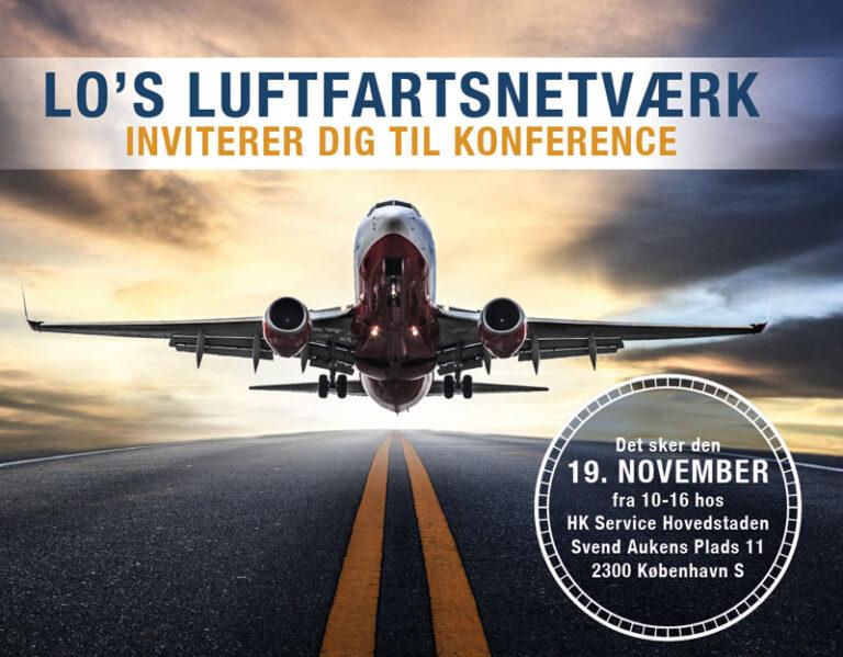 Luftfartskonference 2018 - flyvebranchen.dk
