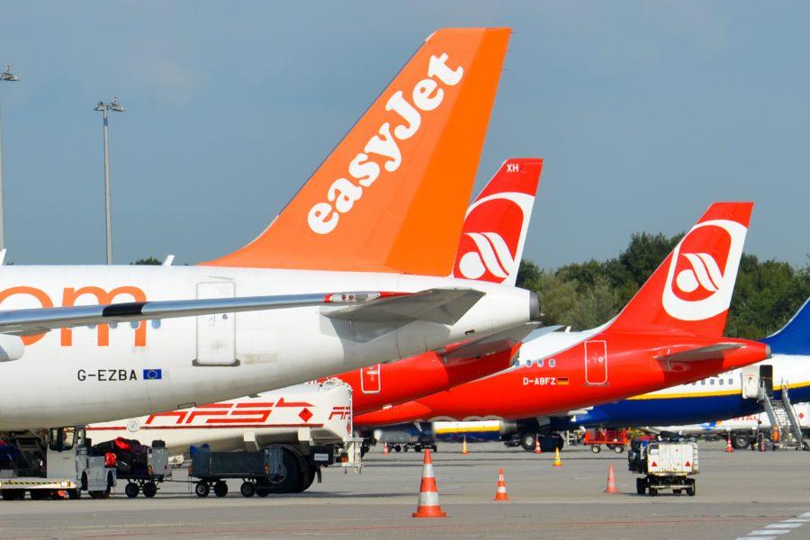 EasyJet tegner overenskomst for 1000 ex-Air Berlin-ansatte
