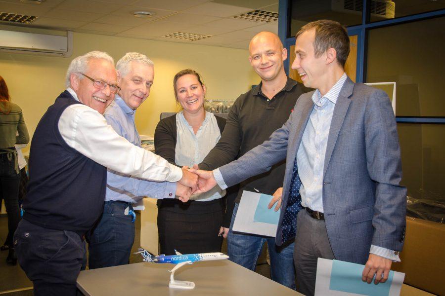 Første kædeansvar i dansk luftfart er en realitet