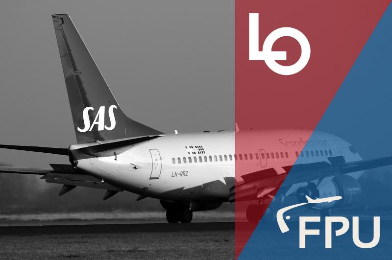 FAQ til SAS-piloter om LO/FPU