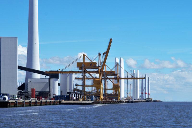 De ansatte i Esbjerg Havn står bag piloterne i Bel Air