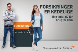 Forsikring med særlige fordele for studerende