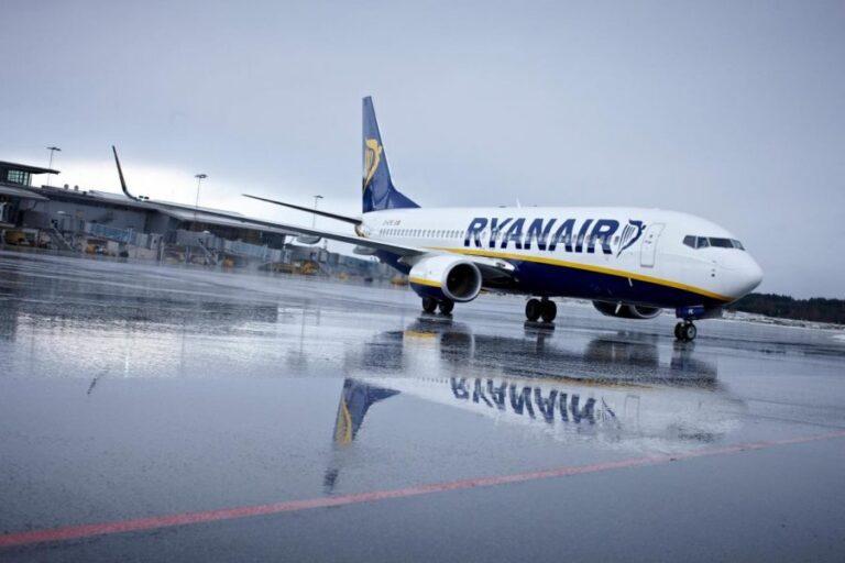 EU-smæk til Ryanair - flyvebranchen.dk
