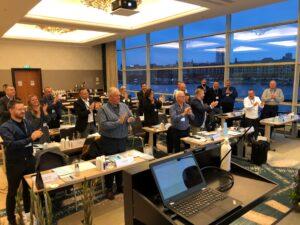 FPUs kongres genvælger Thilde Waast og Anders Mark Jensen: Corona og politisk indflydelse vil præge strategien de næste fire år